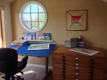 Lisa's-studio