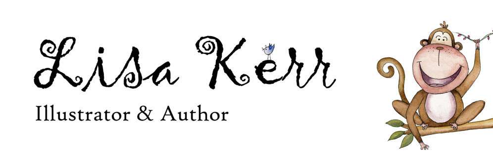 Lisa Kerr Illustrator – Author