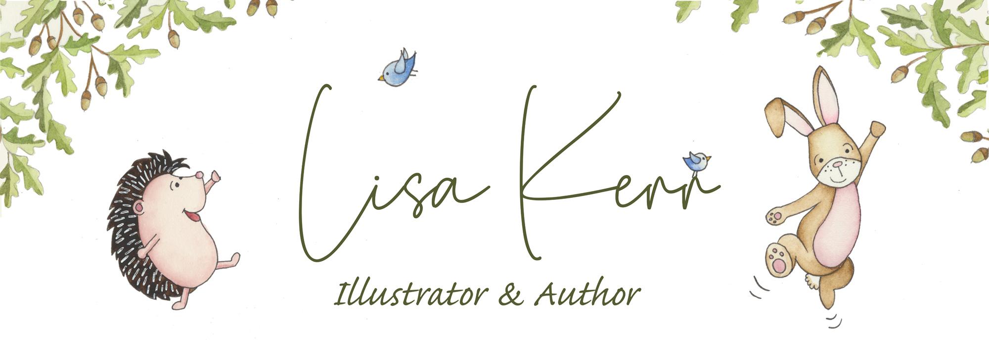 Lisa Kerr Illustrator – Author